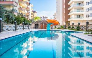 Современные квартиры в Аланье с беспроцентной рассрочкой платежа на 24 месяца