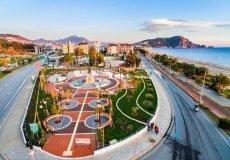 В Аланье открылся новый парк
