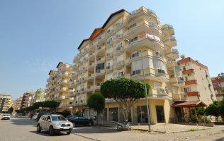 Меблированная квартира 2+1 на берегу Средиземного моря!!!