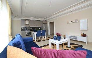 Меблированная квартира по привлекательной цене в Махмутларе, Алания