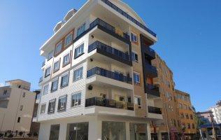 Недорогая квартира 2+1 в Тосмур, Алания