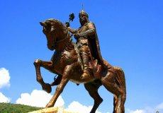 В конце апреля в Аланье отдали дань памяти султану Алладину Кейкубату