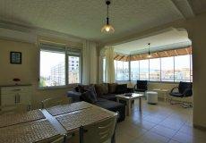 Квартира 1+1 с мебелью в центре Алании с видом на море - 8