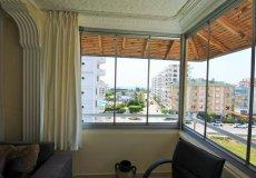 Квартира 1+1 с мебелью в центре Алании с видом на море - 11