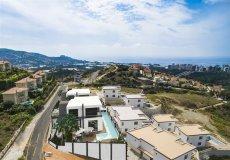 Новый эксклюзивный проект вилл с панорамным видом на Средиземное море в Алании, Каргыджак - 2