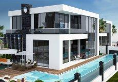Новый эксклюзивный проект вилл с панорамным видом на Средиземное море в Алании, Каргыджак - 5