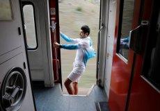Туристический Восточный экспресс отправился в свою первую поездку по Турции