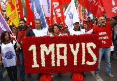 Турецкая Аланья отметила первомайские праздники