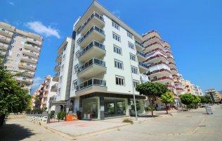 Бюджетные варианты однокомнатных квартир в комплексе с бассейном в Махмутларе, Алания