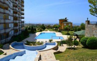 Квартира 2+1 в комплексе с бассейном в Махмутларе по очень доступной цене!!!