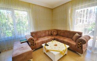 Недорогая меблированная квартира в Махмутларе, Алания