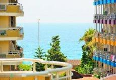Просторная квартира 2+1 с видом на море в Алании, Махмутлар - 1