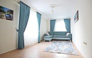 Бюджетный вариант двухкомнатной квартиры в Махмутларе, Алания