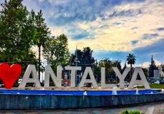 Анталья переместилась на 2-е место по продажам недвижимости иностранцам