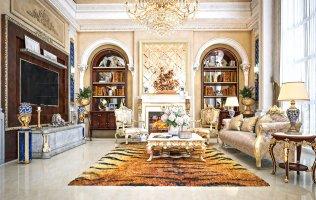 Виллы в комплексе Orfida Residence & Hotel, который не имеет аналогов на Анталийском побережье