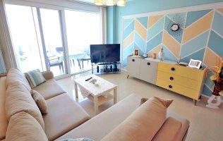Меблированные апартаменты на берегу Средиземного моря в Тосмуре, Алания