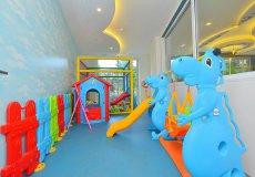 Новая квартира 1+1 в комплексе с богатой инфраструктурой в Алании, Махмутлар - 14