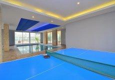 Новая квартира 1+1 в комплексе с богатой инфраструктурой в Алании, Махмутлар - 13