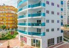 Новая квартира 1+1 в комплексе с богатой инфраструктурой в Алании, Махмутлар - 3
