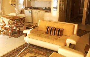 Недорогие меблированные апартаменты 2+1 в Алании