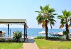 Вилла в Конаклы на берегу Средиземного моря с собственным пляжем - 2