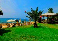 Вилла в Конаклы на берегу Средиземного моря с собственным пляжем - 1