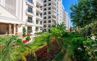 Элитная недвижимость в Турции возле моря в Аланье
