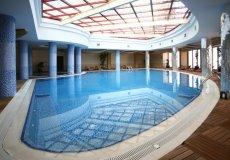 Вилла в Аланье с собственным бассейном в комплексе отельного типа - 42