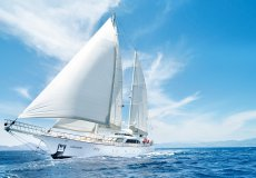 Турция стремится развивать яхтенный туризм