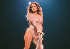 В Анталье состоялся концерт исполнительницы Дженнифер Лопес