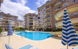Трёхкомнатная квартира в центре Алании недалеко от моря