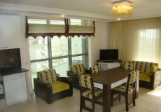 Двухкомнатная квартира с мебелью район Джикджилли в Алании - 12