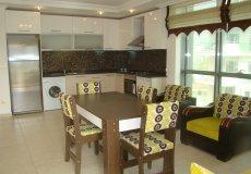 Двухкомнатная квартира с мебелью район Джикджилли в Алании - 11