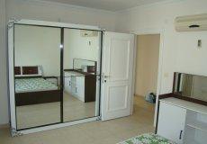 Двухкомнатная квартира с мебелью район Джикджилли в Алании - 15