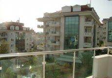 Двухкомнатная квартира с мебелью район Джикджилли в Алании - 16