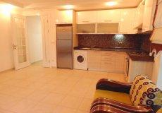 Двухкомнатная квартира с мебелью район Джикджилли в Алании - 10