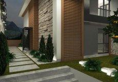 Новый проект комплекса вилл в Бекташ, Алания - 8