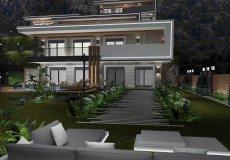 Новый проект комплекса вилл в Бекташ, Алания - 7