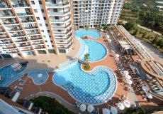 Аренда квартиры 1+1 в роскошном элитном комплексе Azura Park р-н. Махмутлар в Алании - 15