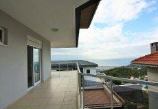 Элитная четырёхэтажная вилла с панорамным видом в центре Алании - 17