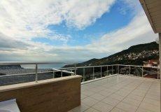 Элитная четырёхэтажная вилла с панорамным видом в центре Алании - 30