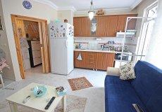 Квартира с видом на море в Махмутларе, Алания - 7