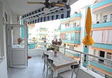 Квартира с видом на море в Махмутларе, Алания - 12