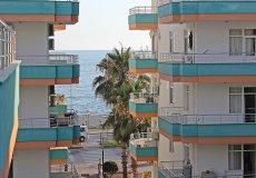 Квартира с видом на море в Махмутларе, Алания - 2