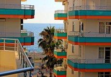 Квартира с видом на море в Махмутларе, Алания - 1