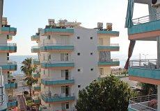 Квартира с видом на море в Махмутларе, Алания - 3