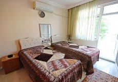 Квартира с видом на море в Махмутларе, Алания - 10