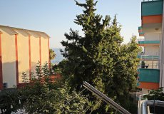 Квартира с видом на море в Махмутларе, Алания - 13