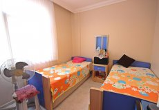 Квартира с видом на море в Махмутларе, Алания - 14