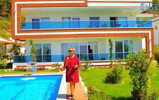 Виллы в Турции с собственным бассейном и потрясающим видом